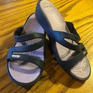 🐊 Crocs Slide On Sandal